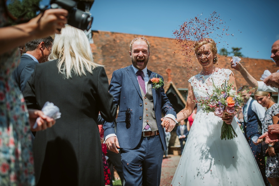 Notley Tythe Barn Wedding - 0080