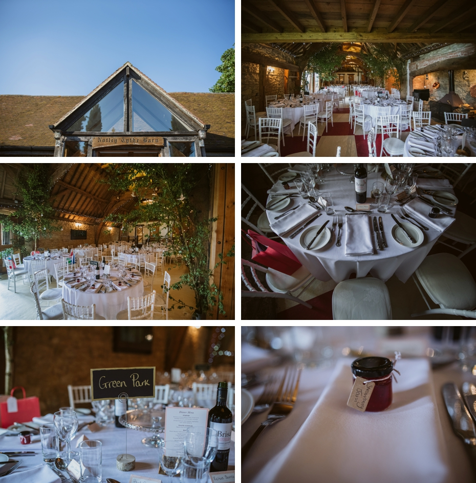 Notley Tythe Barn Wedding - 0082