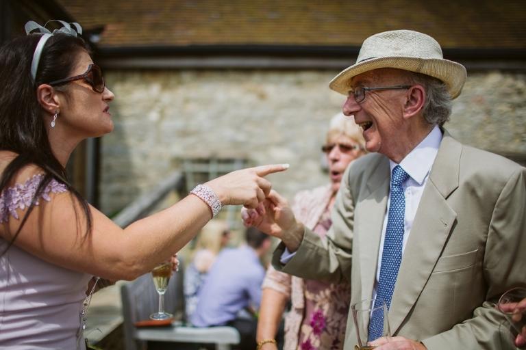 Notley Tythe Barn Wedding - 0086