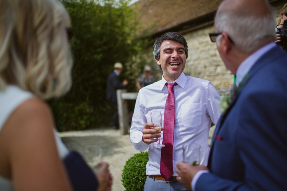 Notley Tythe Barn Wedding - 0091