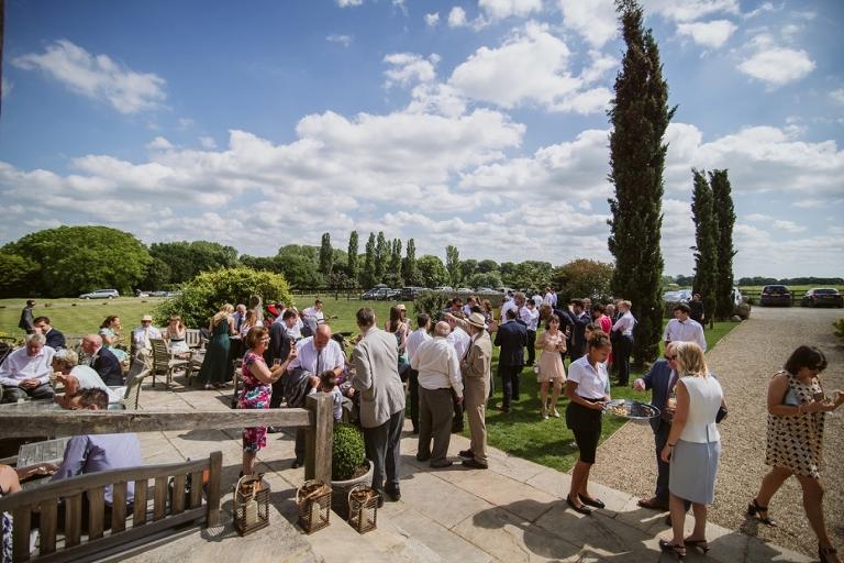 Notley Tythe Barn Wedding - 0093