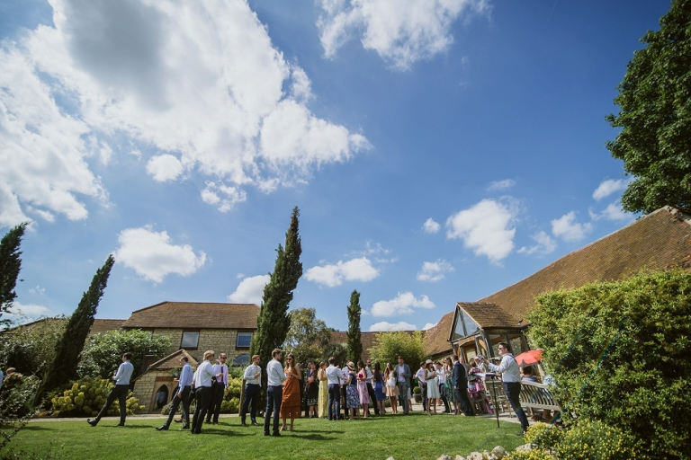 Notley Tythe Barn Wedding - 0095