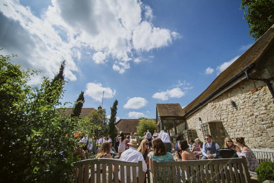 Notley Tythe Barn Wedding - 0096