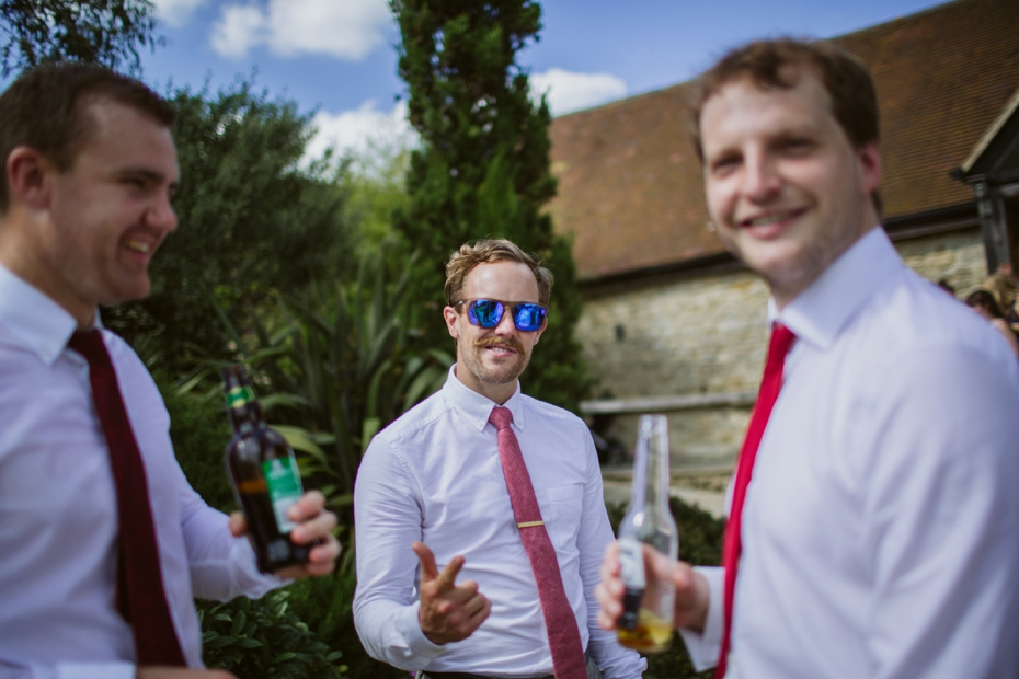 Notley Tythe Barn Wedding - 0114
