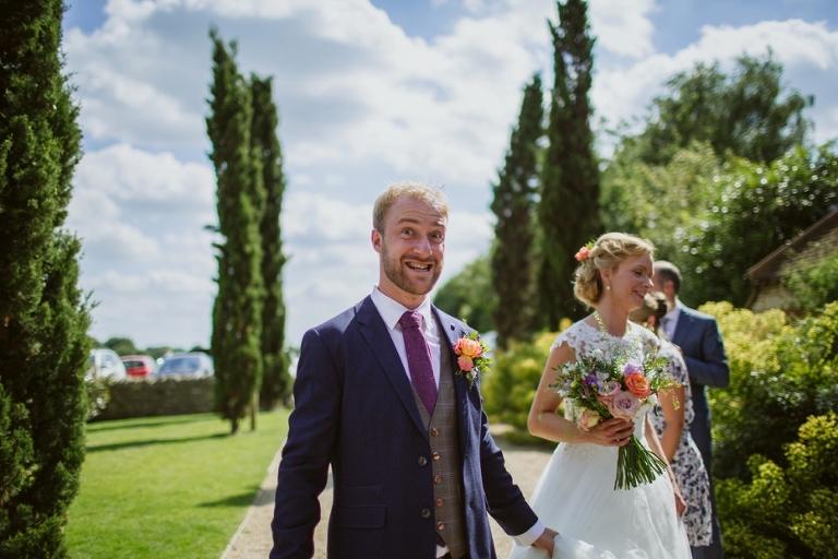 Notley Tythe Barn Wedding - 0115