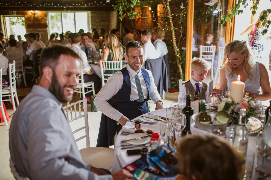 Notley Tythe Barn Wedding - 0118