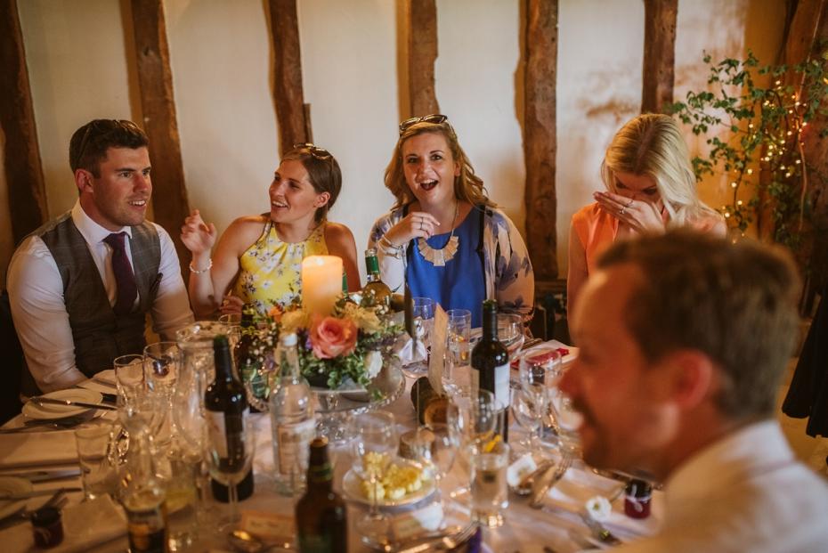 Notley Tythe Barn Wedding - 0119