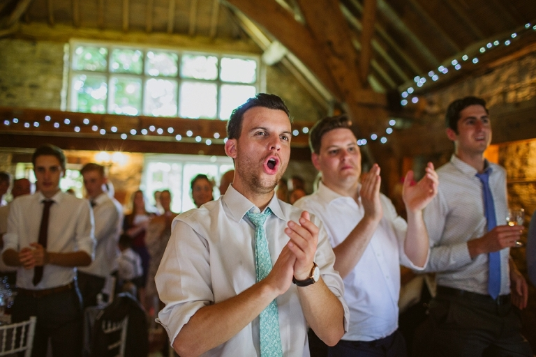 Notley Tythe Barn Wedding - 0121