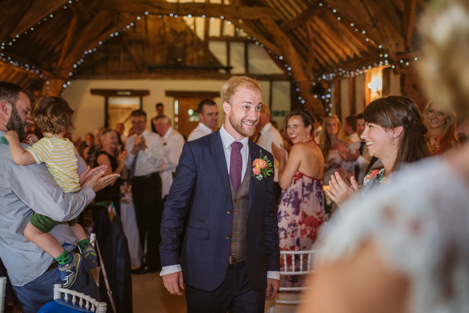 Notley Tythe Barn Wedding - 0123