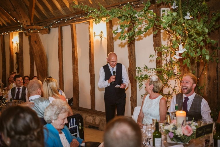 Notley Tythe Barn Wedding - 0124