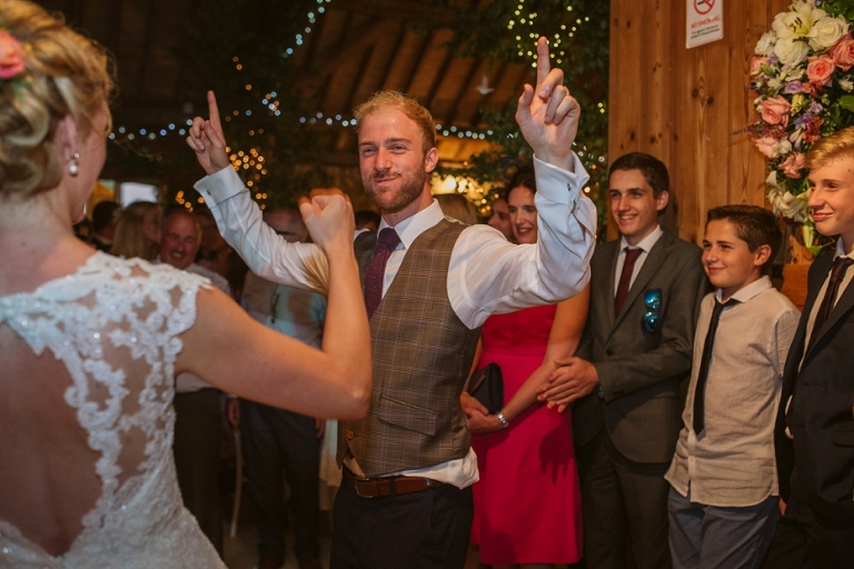 Notley Tythe Barn Wedding - 0145