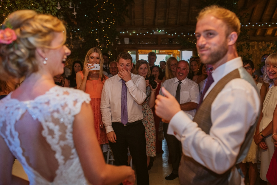 Notley Tythe Barn Wedding - 0146