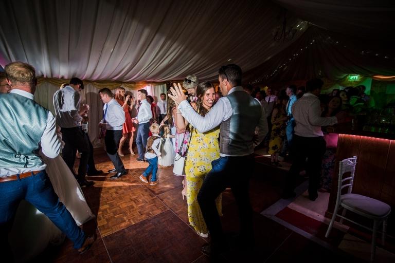 Notley Tythe Barn Wedding - 0153