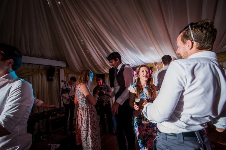 Notley Tythe Barn Wedding - 0161