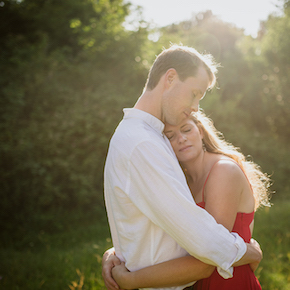 Boars Hill Engagement shoot, Aurelia & Luke