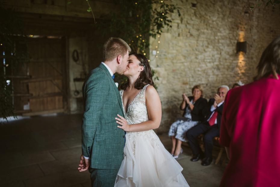 Cripps Stone Barn Wedding - Steph & Luke - 0320