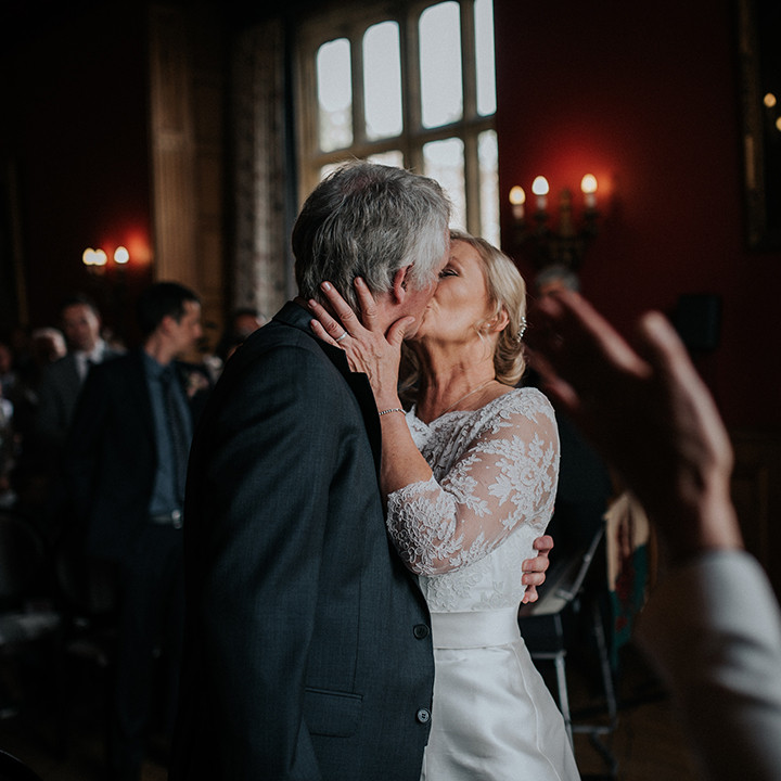 Eynsham Hall Wedding, Sally & James