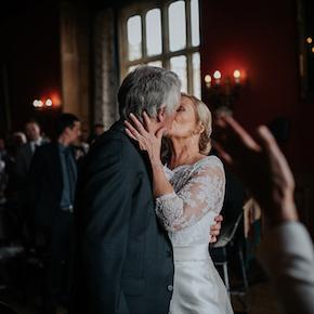 Eynsham Hall Wedding, Sally & James