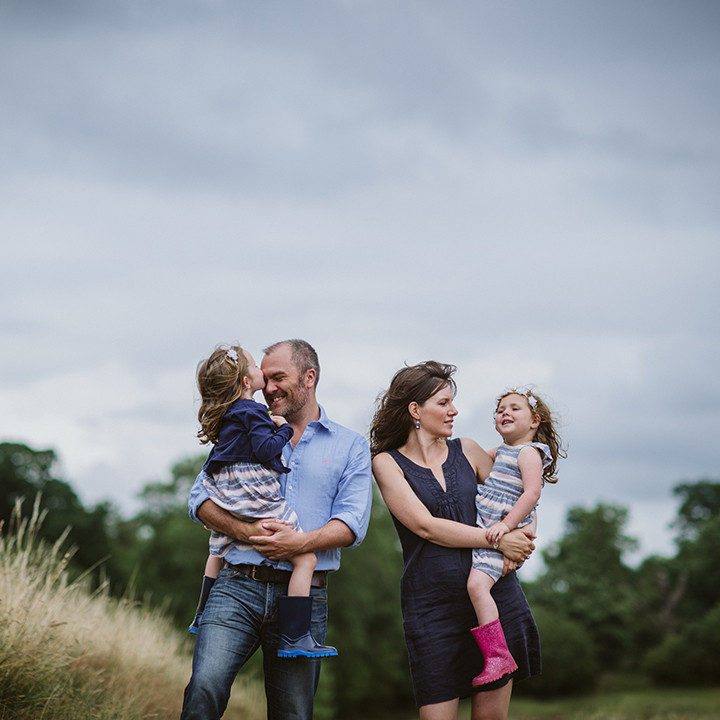 Kenilworth Castle Engagement, Kate & Ryan + Two