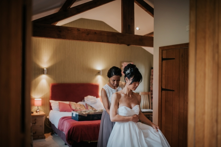 Dodford Manor - Kathy & Liam - Lee Dann Photography - 0112