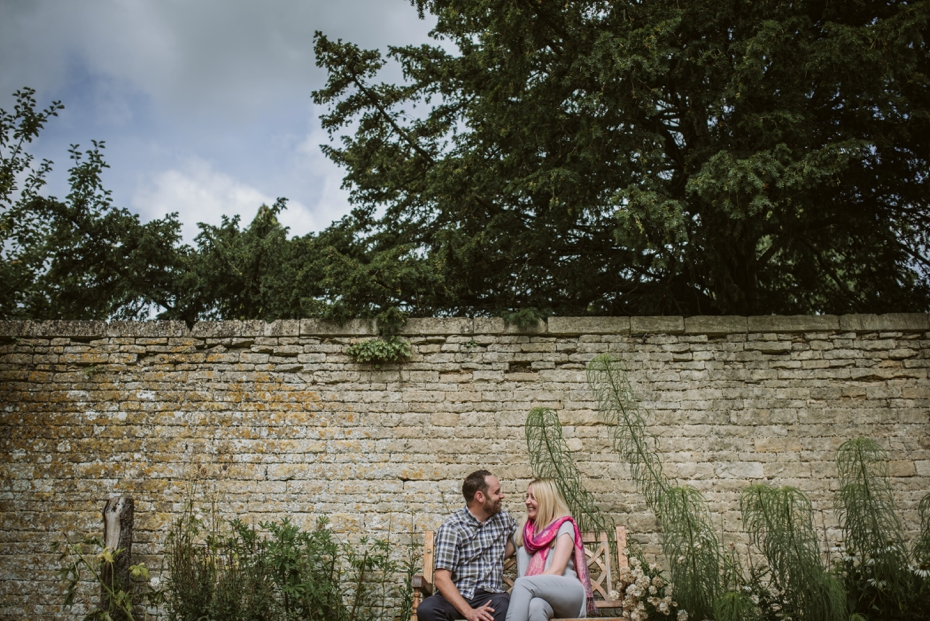 Lower Slaughter Pre shoot - Sharon & Gareth - Lee Dann Photography - 0021