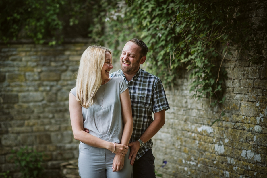 Lower Slaughter Pre shoot - Sharon & Gareth - Lee Dann Photography - 0027