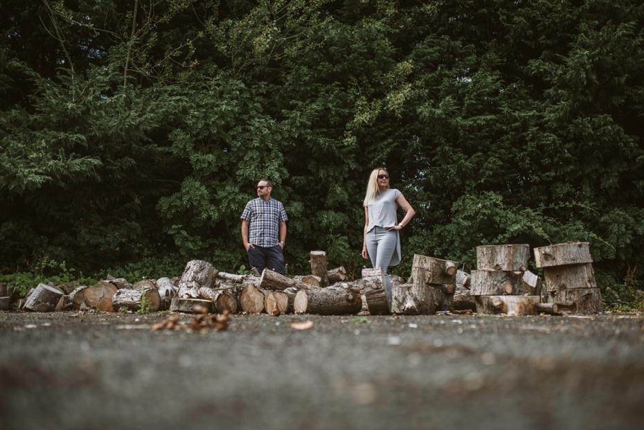 Lower Slaughter Pre shoot - Sharon & Gareth - Lee Dann Photography - 0034