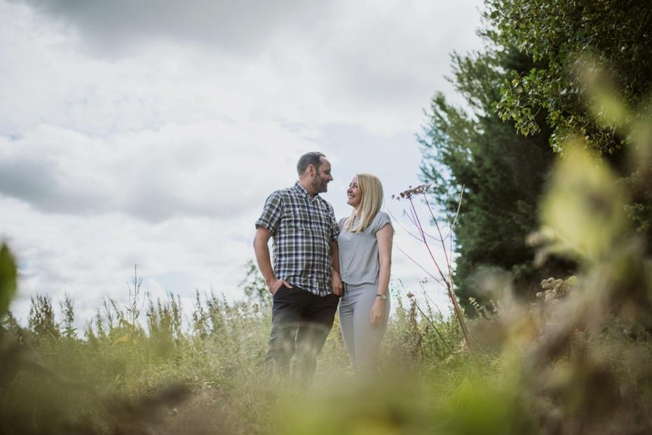 Lower Slaughter Pre shoot - Sharon & Gareth - Lee Dann Photography - 0038