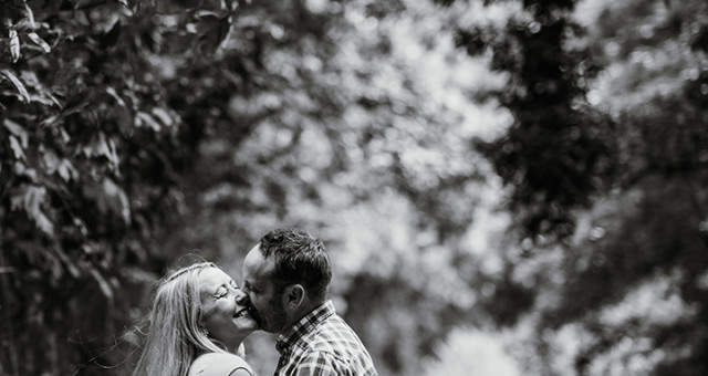 Cotswolds Engagement shoot, Sharon & Gareth