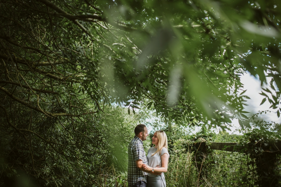 Lower Slaughter Pre shoot - Sharon & Gareth - Lee Dann Photography - 0068