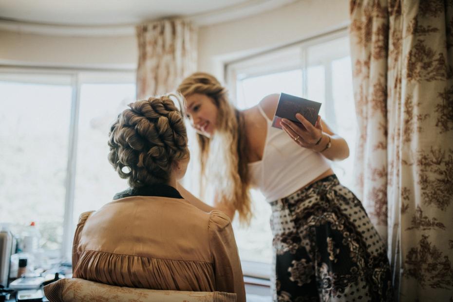 Oxford Garden Wedding- Aurelia & Luke - Lee Dann Photography-1035