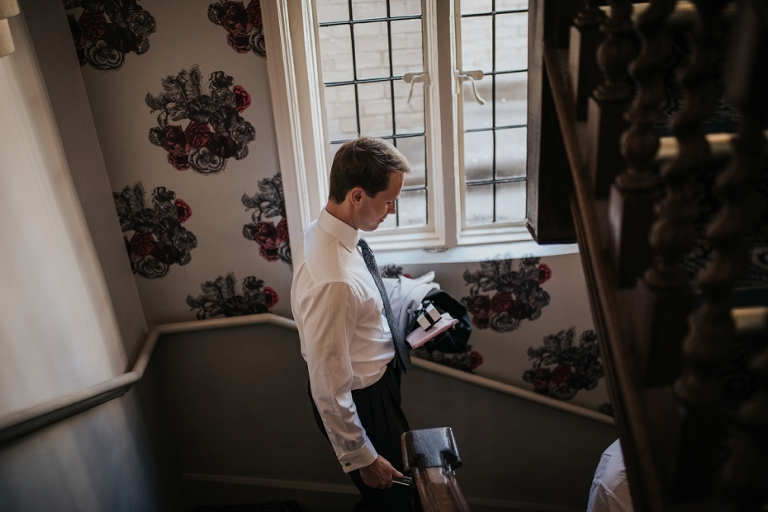 Oxford Garden Wedding- Aurelia & Luke - Lee Dann Photography-1075