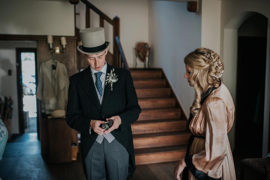 Oxford Garden Wedding- Aurelia & Luke - Lee Dann Photography-1138