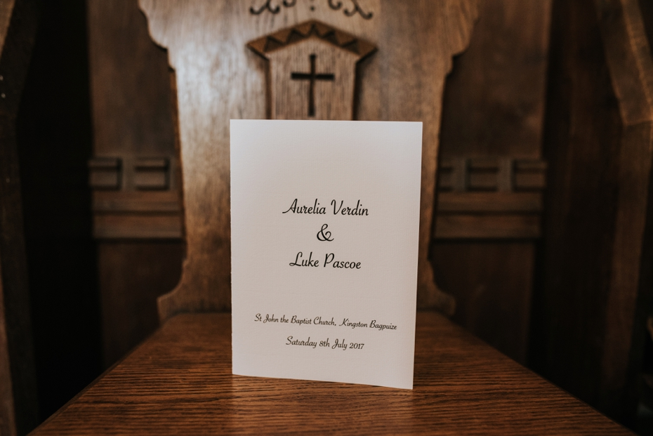 Oxford Garden Wedding- Aurelia & Luke - Lee Dann Photography-1153