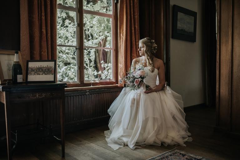Oxford Garden Wedding- Aurelia & Luke - Lee Dann Photography-1173