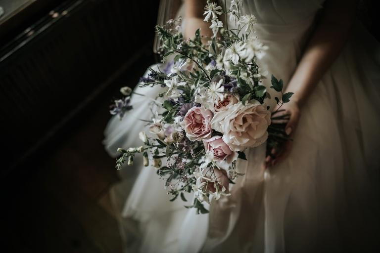 Oxford Garden Wedding- Aurelia & Luke - Lee Dann Photography-1176