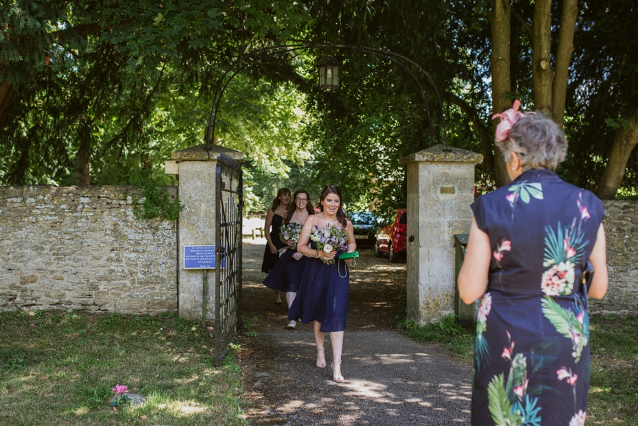 Oxford Garden Wedding- Aurelia & Luke - Lee Dann Photography-1188