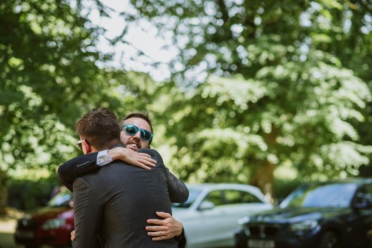 Oxford Garden Wedding- Aurelia & Luke - Lee Dann Photography-1196