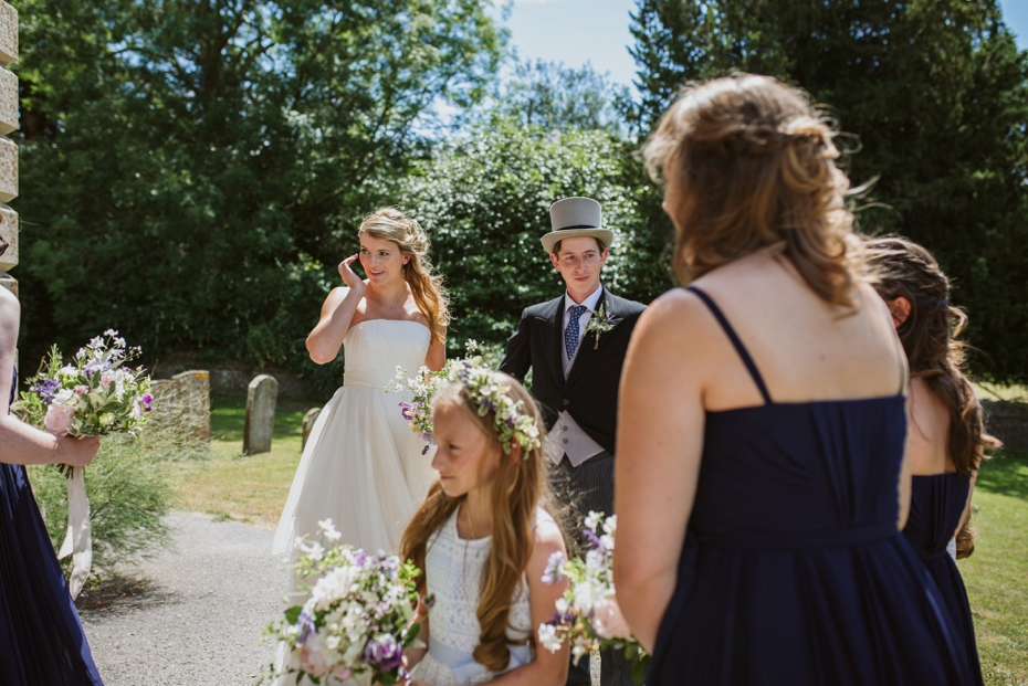 Oxford Garden Wedding- Aurelia & Luke - Lee Dann Photography-1214