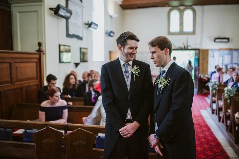 Oxford Garden Wedding- Aurelia & Luke - Lee Dann Photography-1217