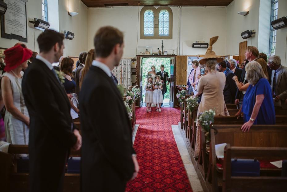 Oxford Garden Wedding- Aurelia & Luke - Lee Dann Photography-1219