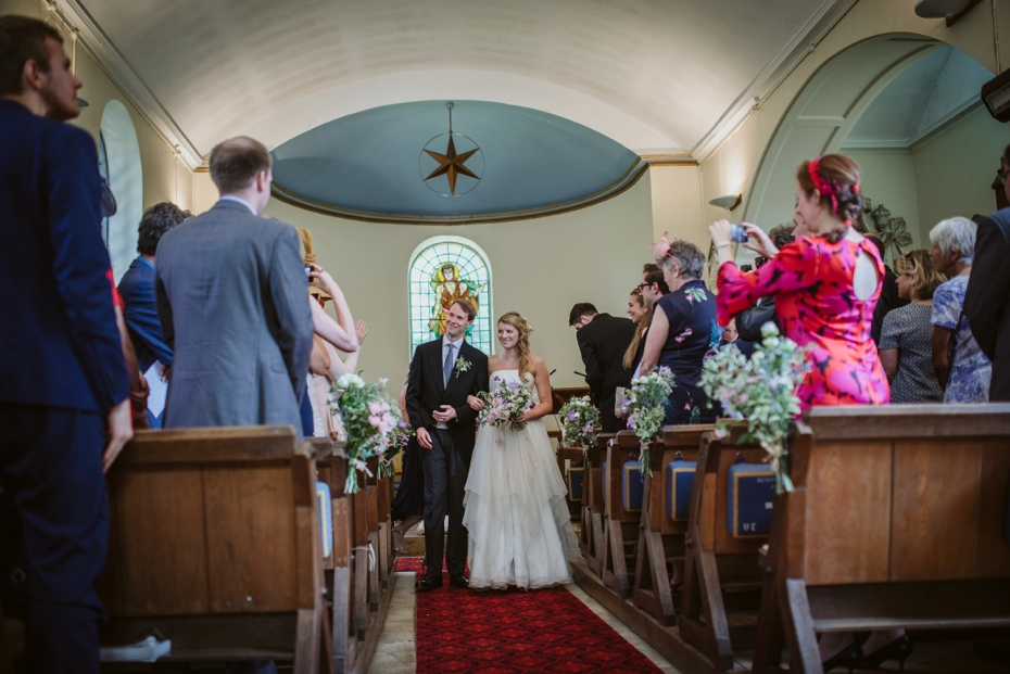 Oxford Garden Wedding- Aurelia & Luke - Lee Dann Photography-1280