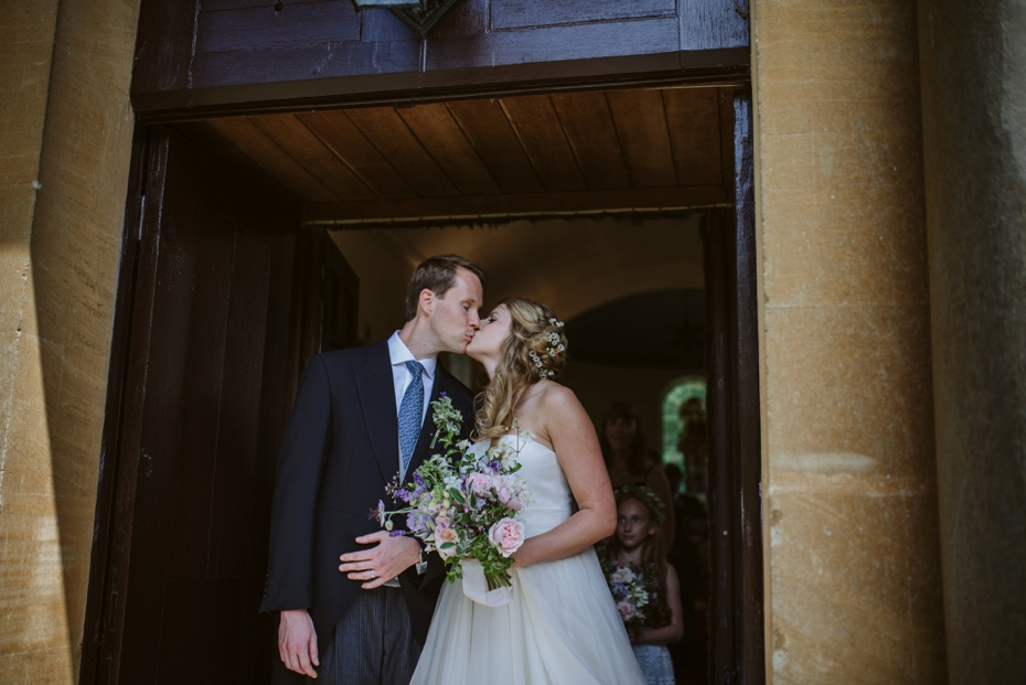 Oxford Garden Wedding- Aurelia & Luke - Lee Dann Photography-1287