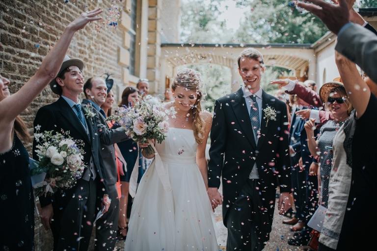 Oxford Garden Wedding- Aurelia & Luke - Lee Dann Photography-1298