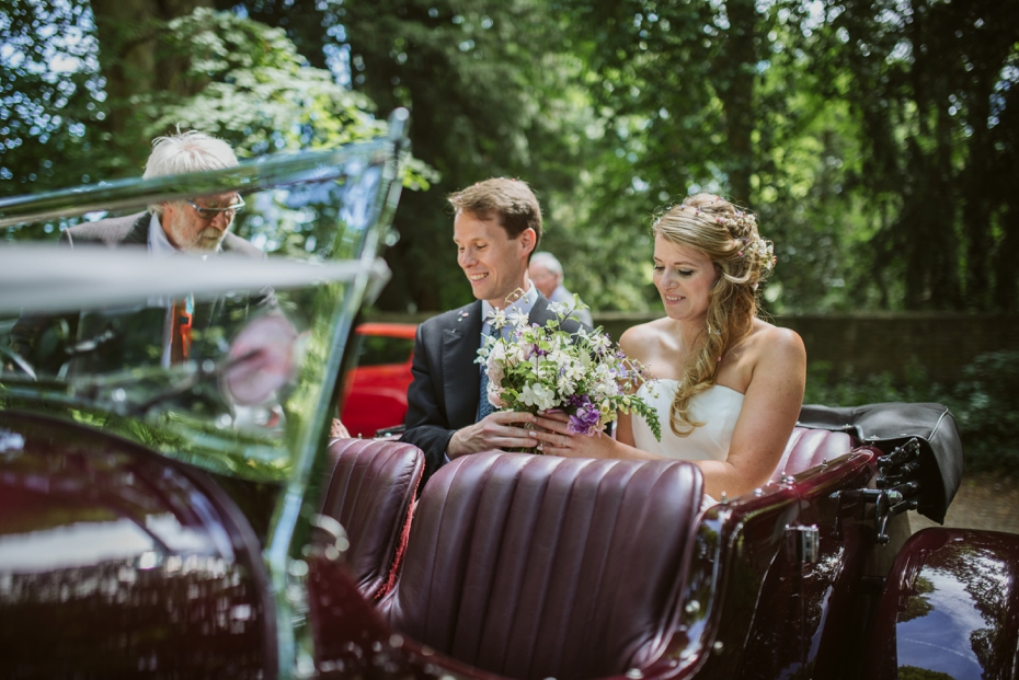 Oxford Garden Wedding- Aurelia & Luke - Lee Dann Photography-1312