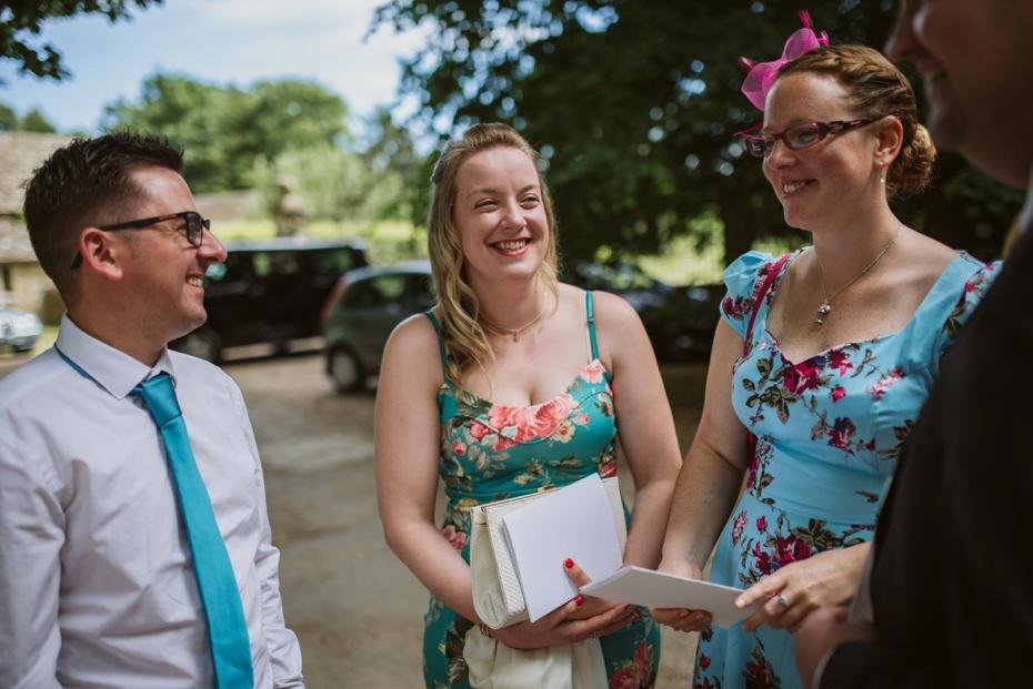 Oxford Garden Wedding- Aurelia & Luke - Lee Dann Photography-1327