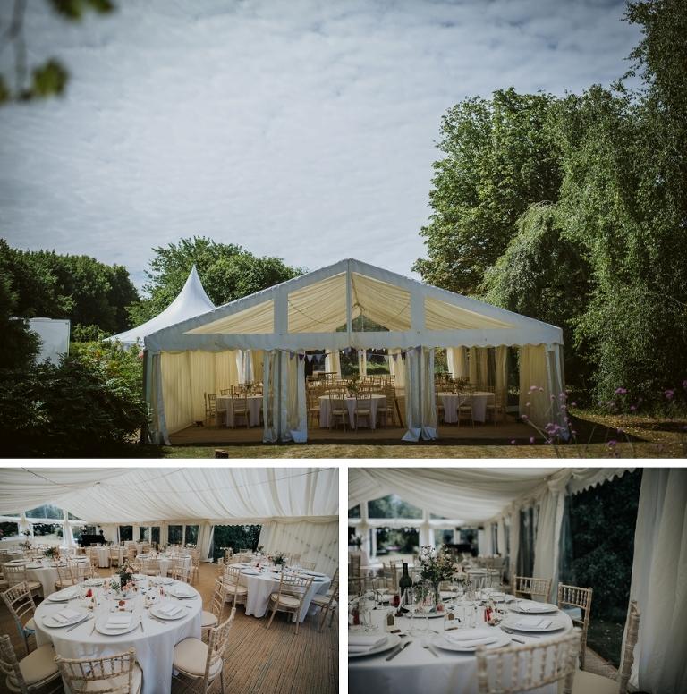 Oxford Garden Wedding- Aurelia & Luke - Lee Dann Photography-1333