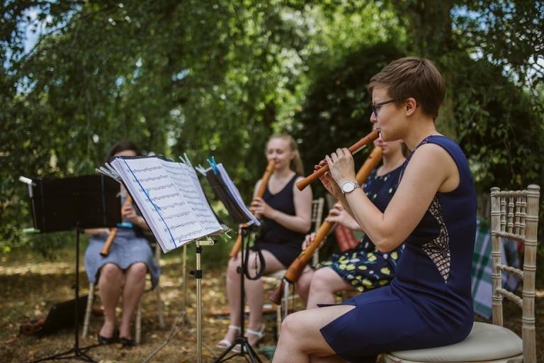 Oxford Garden Wedding- Aurelia & Luke - Lee Dann Photography-1350
