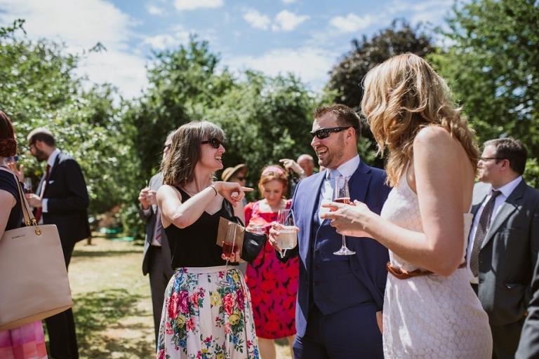 Oxford Garden Wedding- Aurelia & Luke - Lee Dann Photography-1362