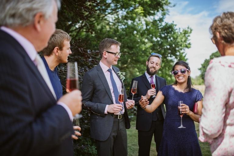 Oxford Garden Wedding- Aurelia & Luke - Lee Dann Photography-1370